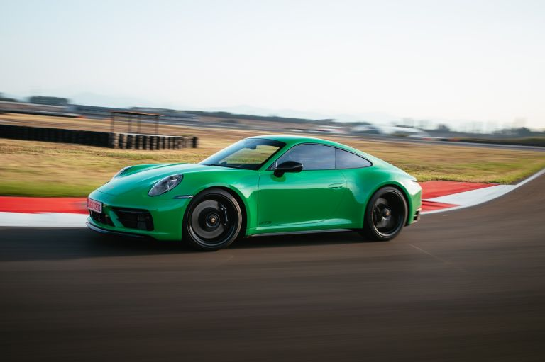 2022 Porsche 911 ( 992 ) Carrera GTS 642639
