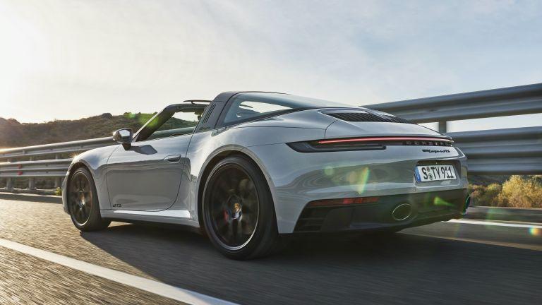 2022 Porsche 911 ( 992 ) Targa 4 GTS 636412