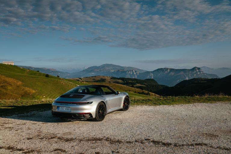 2022 Porsche 911 ( 992 ) Targa 4 GTS 642816