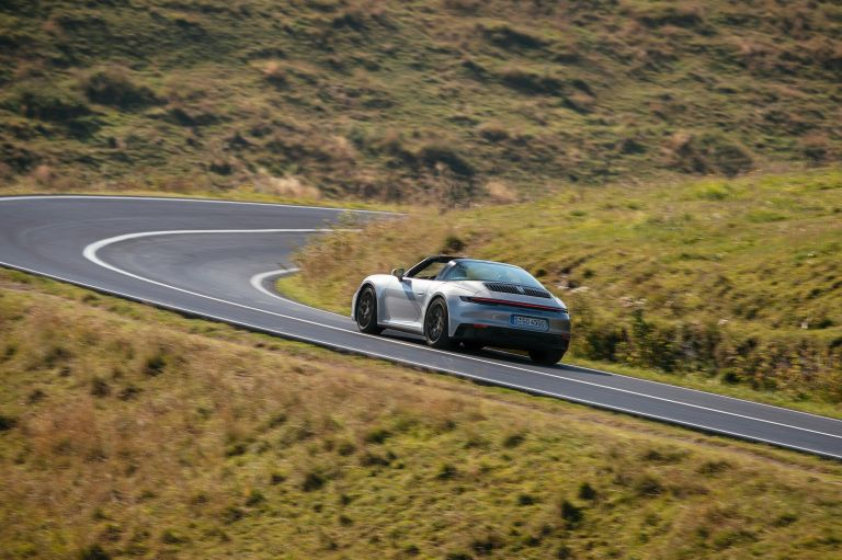 2022 Porsche 911 ( 992 ) Targa 4 GTS 642826