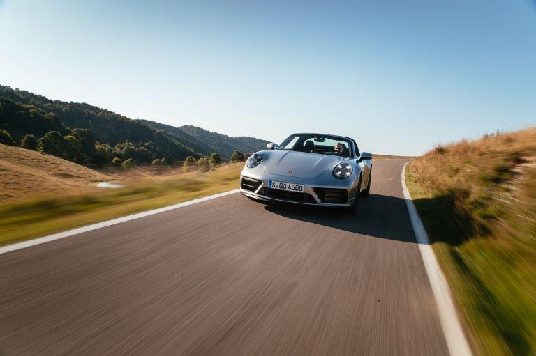 2022 Porsche 911 ( 992 ) Targa 4 GTS 642829