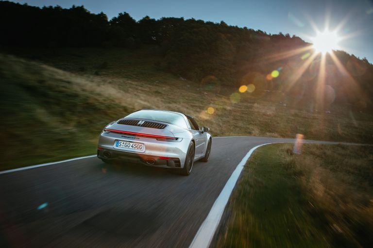 2022 Porsche 911 ( 992 ) Targa 4 GTS 642832