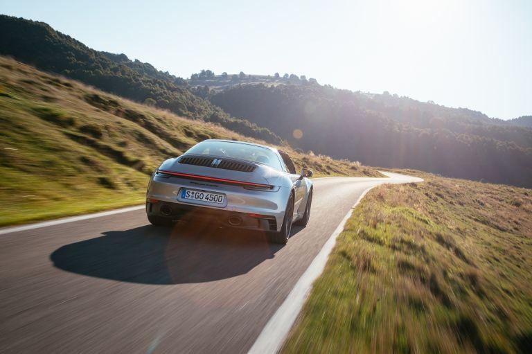 2022 Porsche 911 ( 992 ) Targa 4 GTS 642834