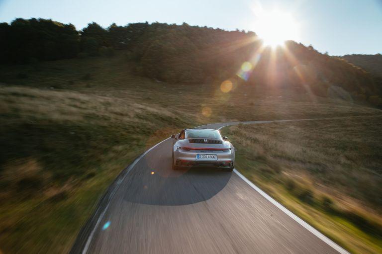 2022 Porsche 911 ( 992 ) Targa 4 GTS 642836