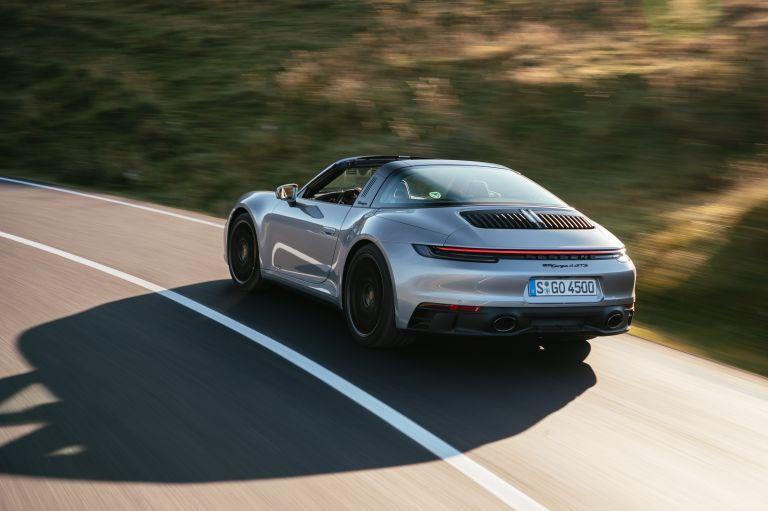 2022 Porsche 911 ( 992 ) Targa 4 GTS 642839