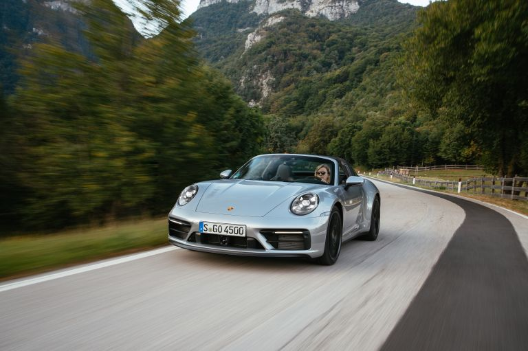 2022 Porsche 911 ( 992 ) Targa 4 GTS 642842