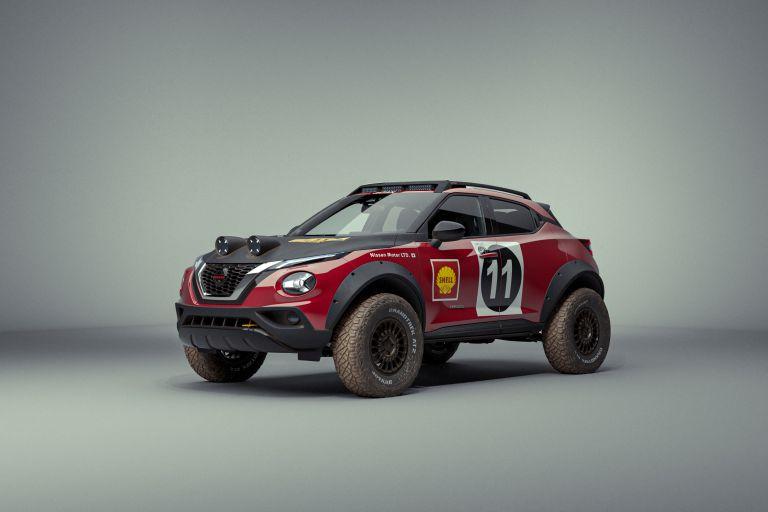 2021 Nissan Juke Rally Tribute concept 636651
