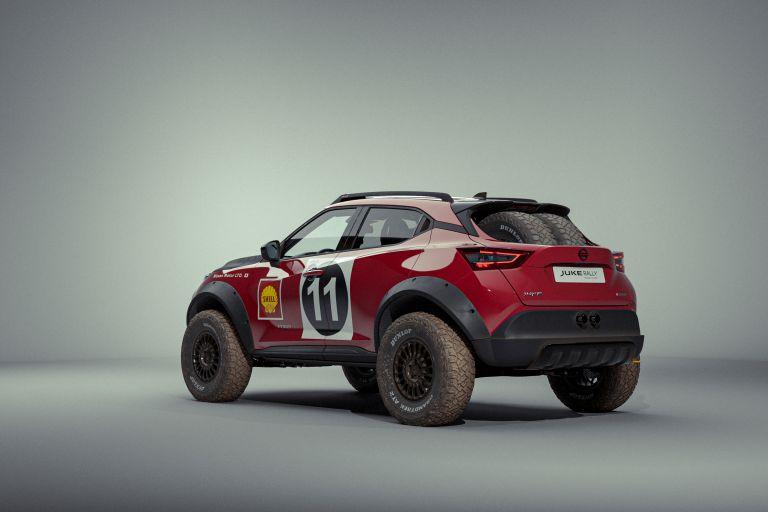 2021 Nissan Juke Rally Tribute concept 636652