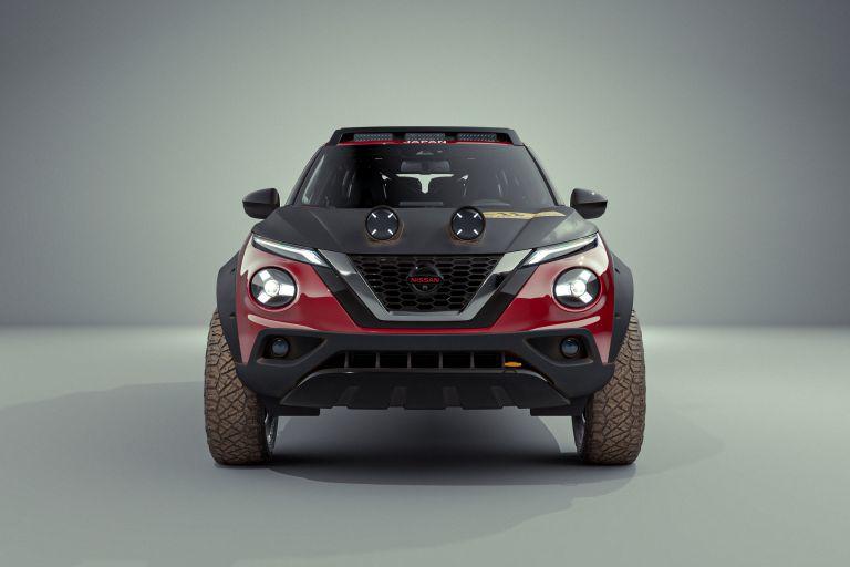 2021 Nissan Juke Rally Tribute concept 636653