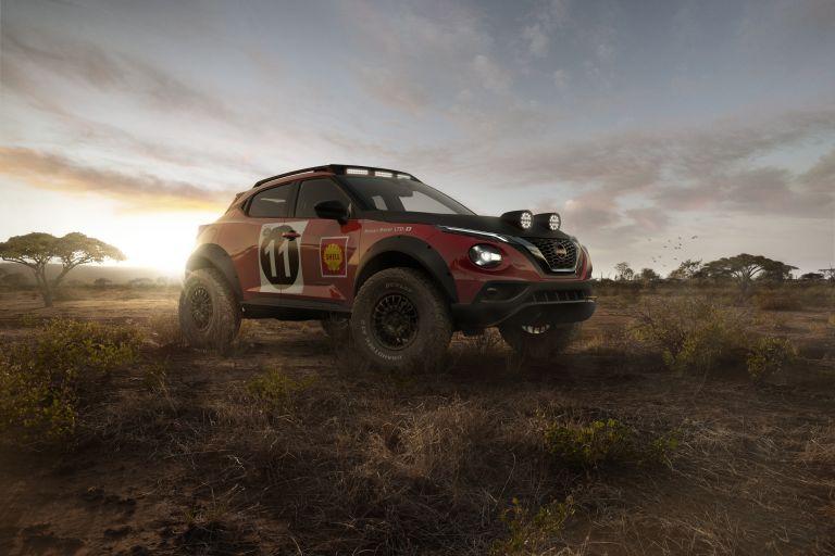2021 Nissan Juke Rally Tribute concept 636655