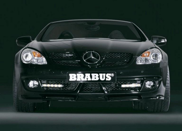 2008 Mercedes-Benz SLK by Brabus 231343