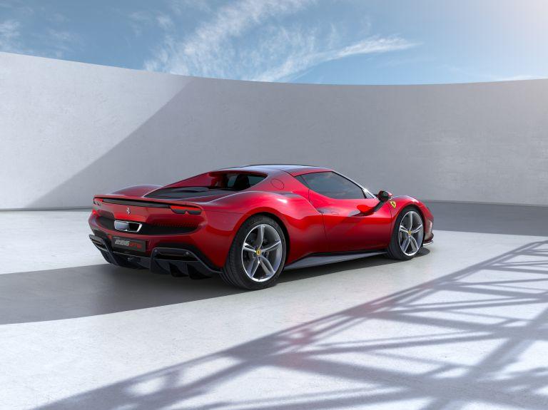 2022 Ferrari 296 GTB 636698