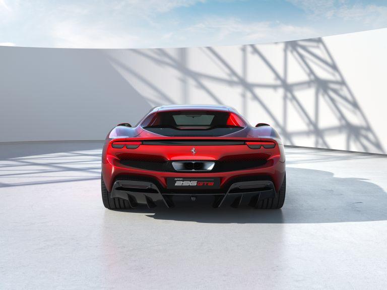 2022 Ferrari 296 GTB 636700