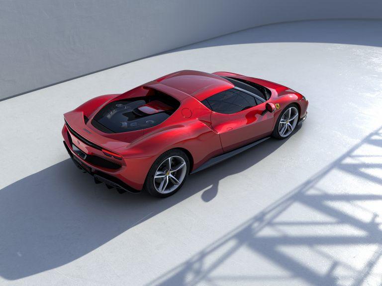 2022 Ferrari 296 GTB 636701