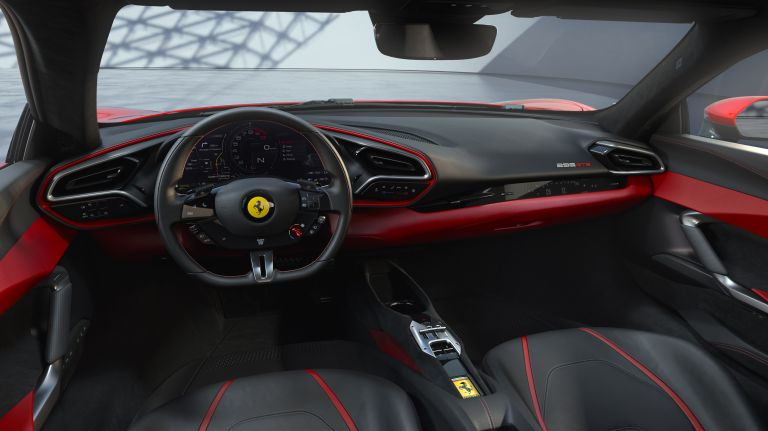 2022 Ferrari 296 GTB 636704