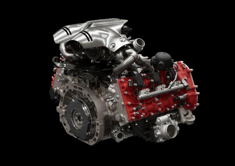 2022 Ferrari 296 GTB 636705