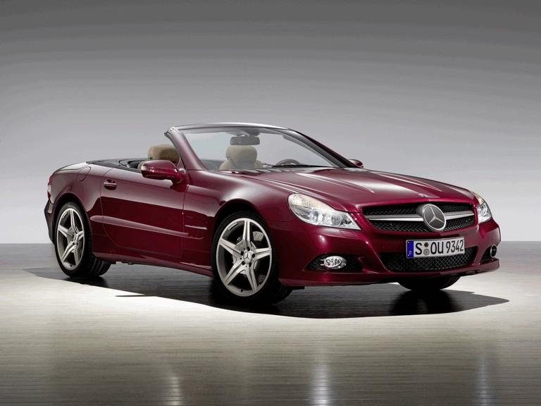 2008 Mercedes-Benz SL-klasse 231348