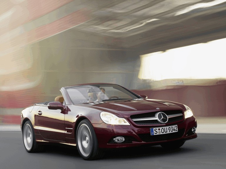 2008 Mercedes-Benz SL-klasse 231352