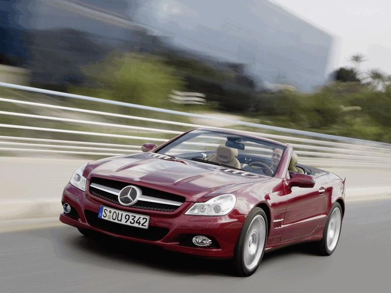 2008 Mercedes-Benz SL-klasse 231353