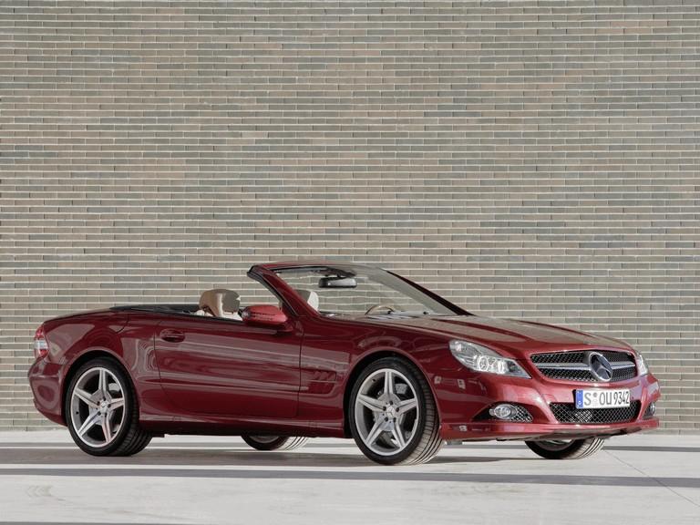 2008 Mercedes-Benz SL-klasse 231365