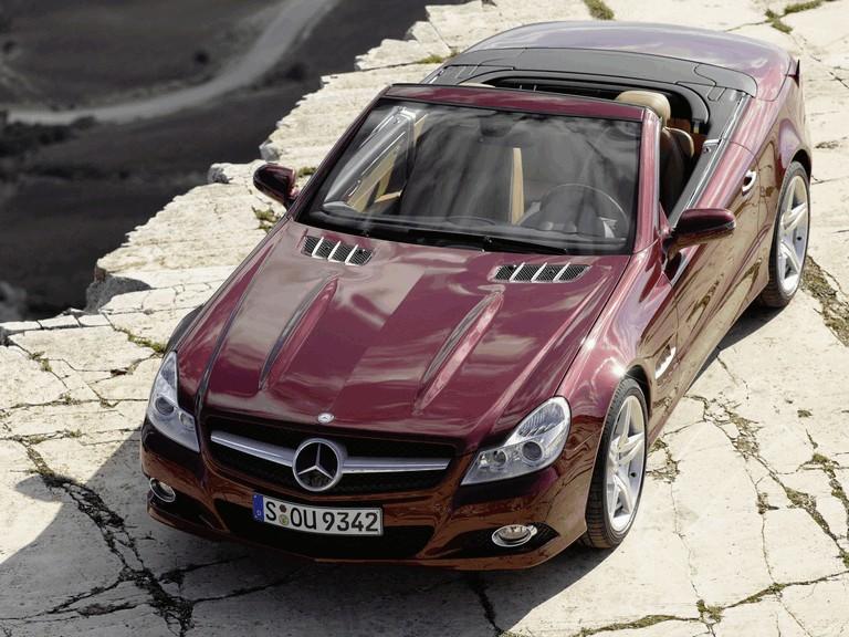 2008 Mercedes-Benz SL-klasse 231369