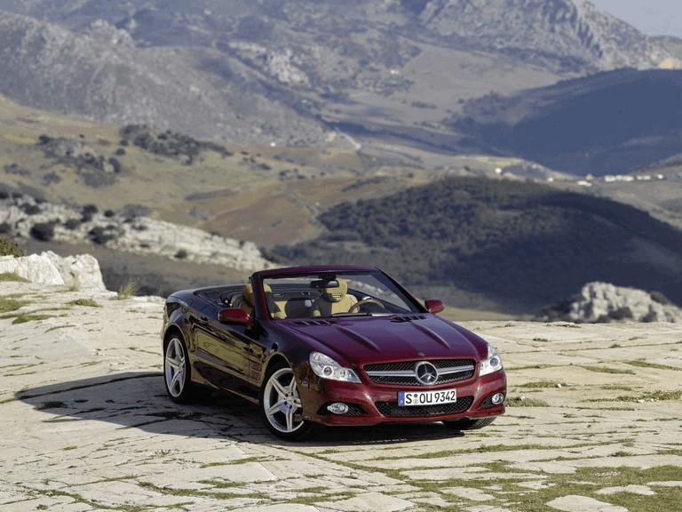 2008 Mercedes-Benz SL-klasse 231371