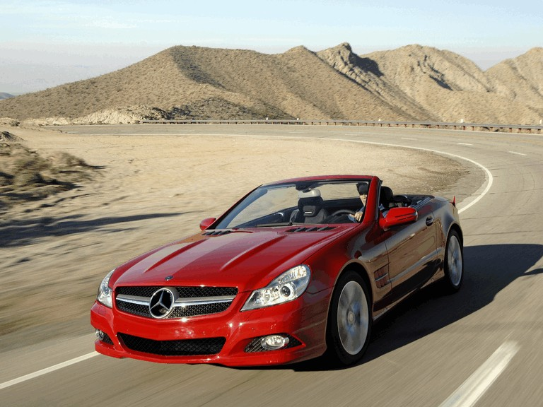 2008 Mercedes-Benz SL-klasse 231373