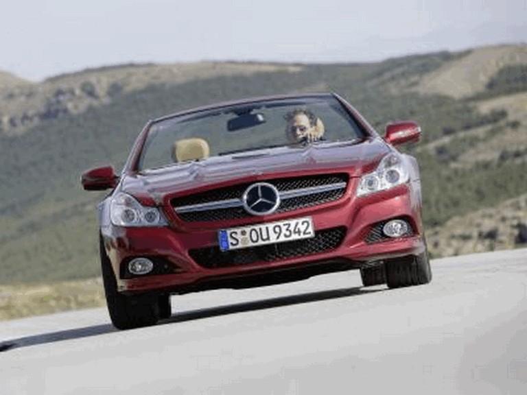 2008 Mercedes-Benz SL-klasse 231374