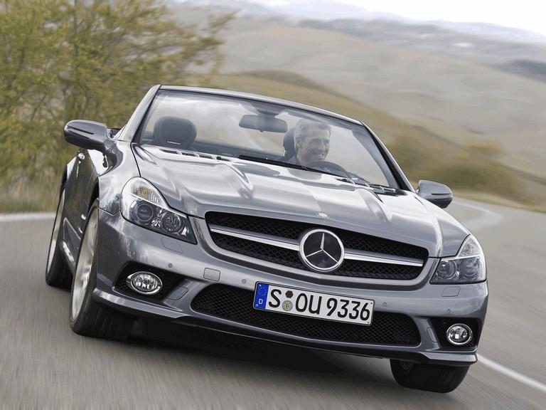 2008 Mercedes-Benz SL-klasse 231382