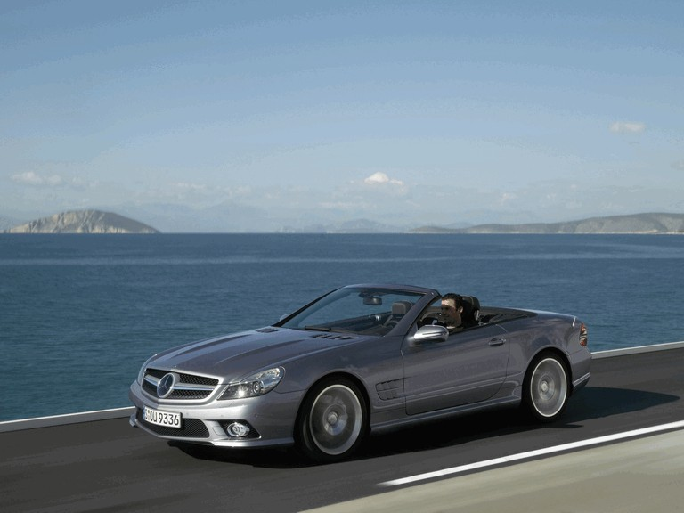 2008 Mercedes-Benz SL-klasse 231385