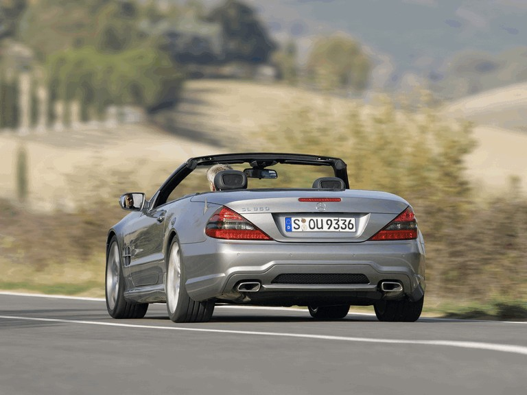 2008 Mercedes-Benz SL-klasse 231386