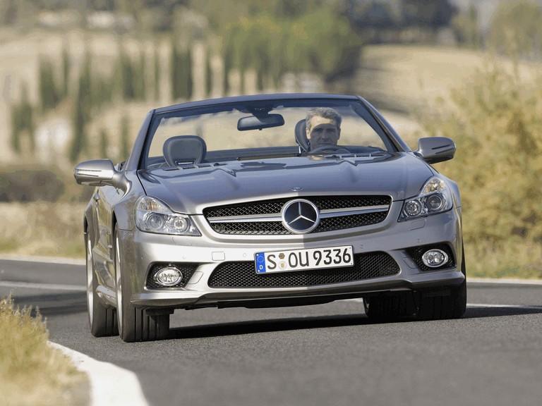 2008 Mercedes-Benz SL-klasse 231387