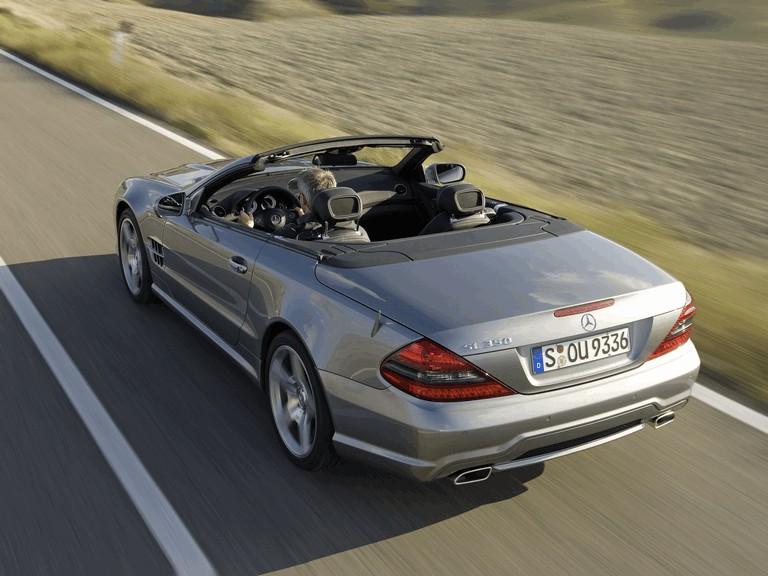 2008 Mercedes-Benz SL-klasse 231388