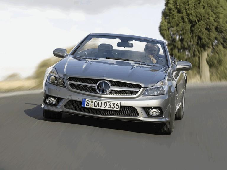 2008 Mercedes-Benz SL-klasse 231389