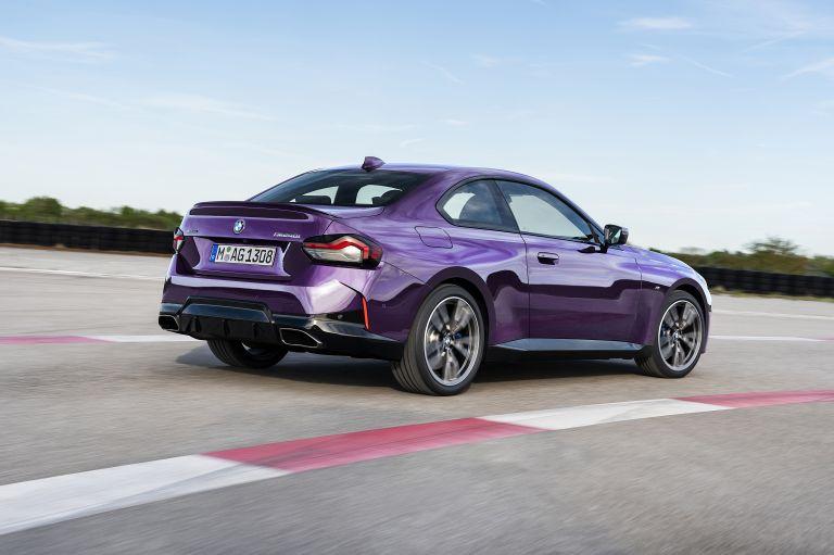 2022 BMW M240i xDrive coupé 637316