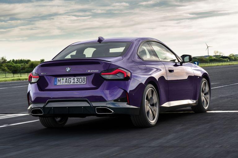 2022 BMW M240i xDrive coupé 637317