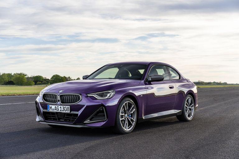 2022 BMW M240i xDrive coupé 637326