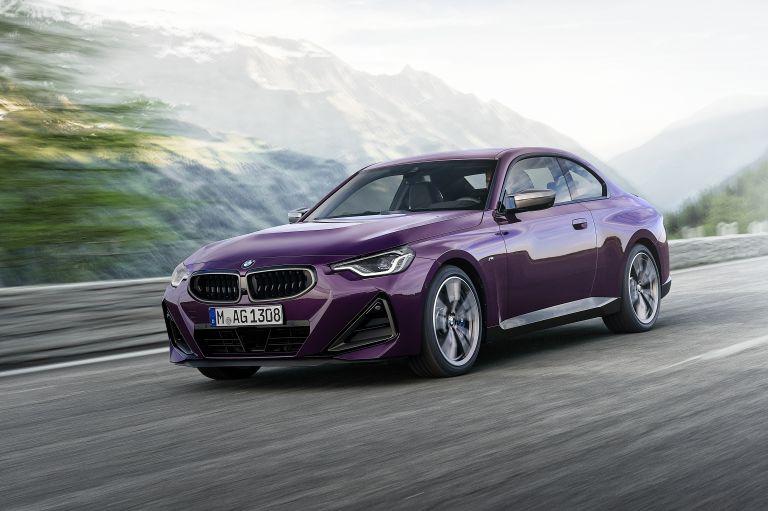 2022 BMW M240i xDrive coupé 637327