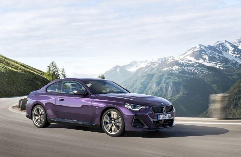 2022 BMW M240i xDrive coupé 637328