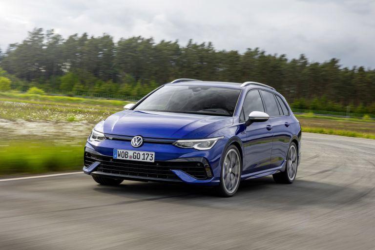 2022 Volkswagen Golf ( VIII ) R Estate 637348