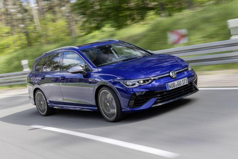 2022 Volkswagen Golf ( VIII ) R Estate 637353