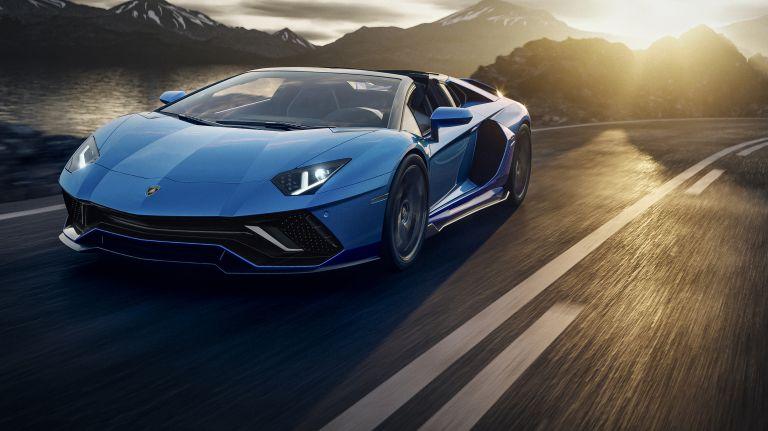 2022 Lamborghini Aventador LP780-4 Ultimae roadster 637395