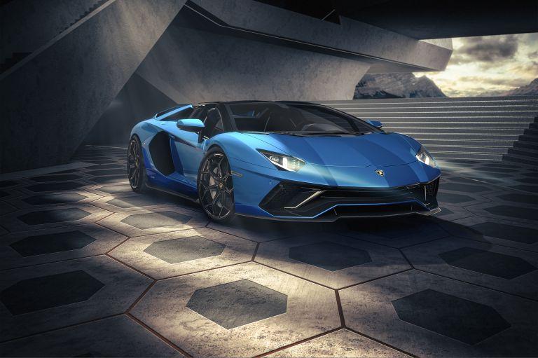 2022 Lamborghini Aventador LP780-4 Ultimae roadster 637401