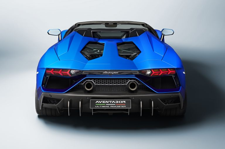 2022 Lamborghini Aventador LP780-4 Ultimae roadster 637416
