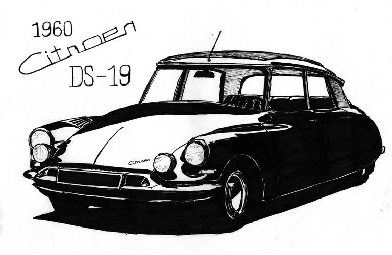 1954 Citroen DS 194593