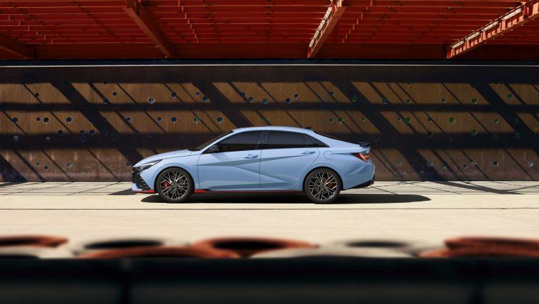 2022 Hyundai Elantra N 637836