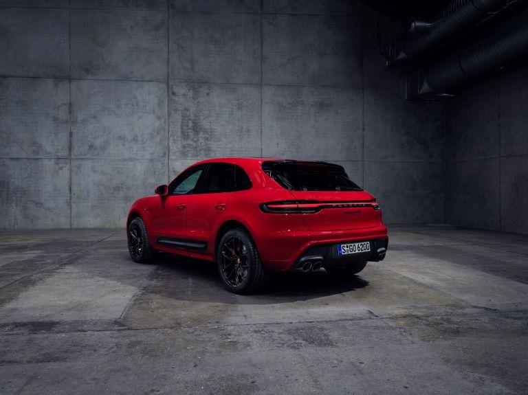 2022 Porsche Macan GTS 640993