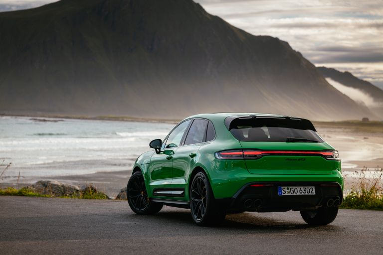 2022 Porsche Macan GTS 641044