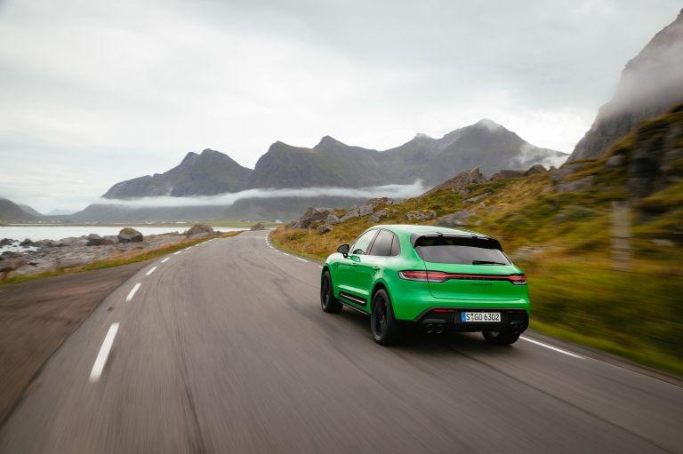 2022 Porsche Macan GTS 641084