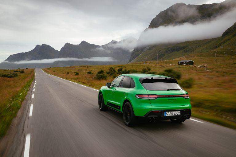 2022 Porsche Macan GTS 641085